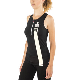 Compressport TR3 Triathlon Tank Top Irnmn Edition Women, smart black